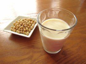 豆乳と大豆
