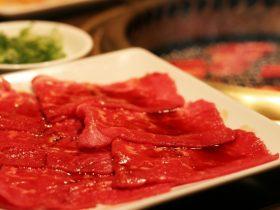 赤身の焼き肉